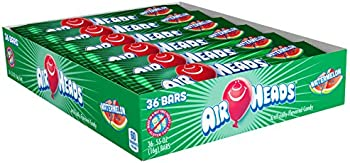 36-Pk. Airheads Candy Bars Easter Basket Candy 0.55 Ounce