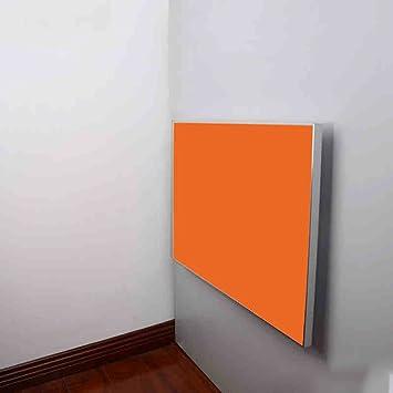 FEI Tableau de feuille de baisse fixé au mur, bord se pliant d ...