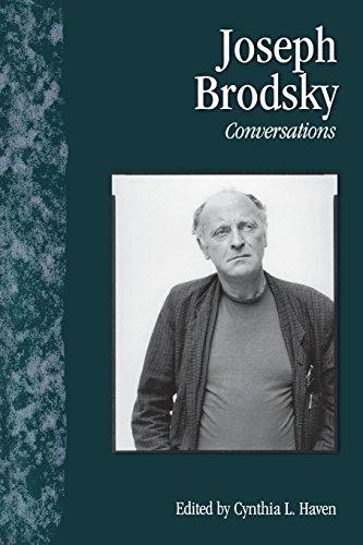 Joseph Brodsky: Conversations (Literary Conversations Series) by Brand: University Press of Mississippi