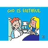 God Is Faithful: Colour and Learn (Bible Art)