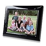 8 Inch Digital Photo Frame, transitional effects, Hi-resolution slideshow, interval time adjust – Great Gift