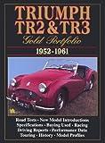 Triumph Tr2 Tr3, R. M. Clarke, 1855202425