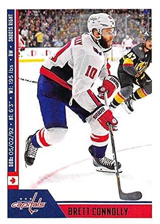 2018-19 Panini NHL Stickers Hockey  256 Brett Connolly Washington Capitals 6e743eb2162