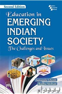 Education In The Emerging Indian Society Book