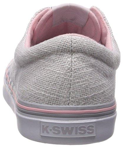K-swiss Vrouwen Surf N Turf Og Fashion Sportschoen Windklokkenspel / Roze Poeder / Ash