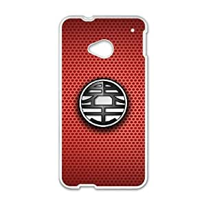 HTC One M7 case , Dragon Ball Z HTC One M7 Cell phone case White-YYTFG-19337