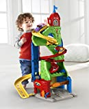 Little People Sit In Stand Roadway & Skyway Playsets
