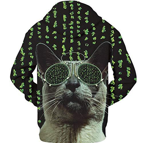 Noir Grande Hiver Sweats Peluche Fille Manches Chaud Tops Longues Outwear Vtements Pull Taille Manteau de Femme pais Solike Sweatshirt Longues a Blouse Automne Couple en vqgw010