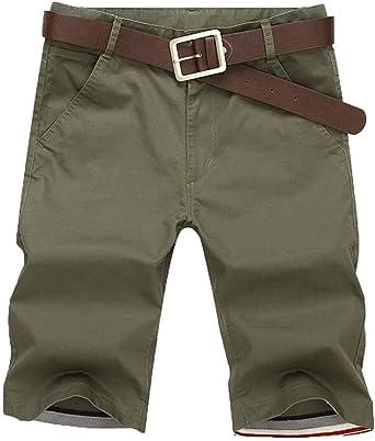 Cortos Hombres Pantalones Cortos De La Ropa Festiva Playa Ocasional del Algodón De Los Hombres De Verano para Correr Sudor De Los Pantalones Cortos Pantalones De Chándal De Ropa De Moda: Amazon.es: