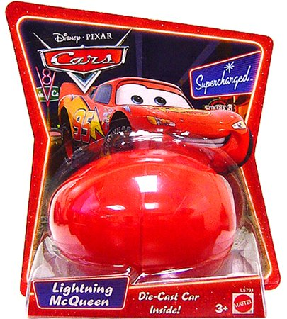 Disney Supercharged Lightning McQueen Easter