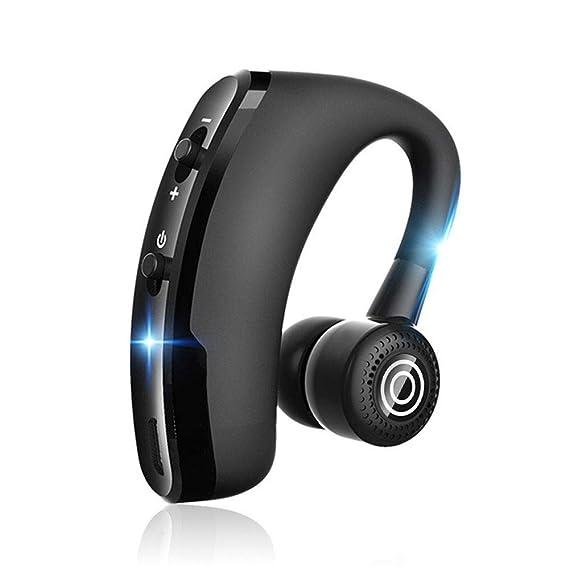 382e7055e38 Leegoal Bluetooth Headset, 2018 New True Wireless in Ear Earbud Wireless  Headphones Noise Cancelling Handsfree