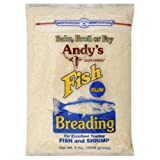 Andy's Yellow Fish Breading, 5-pounds