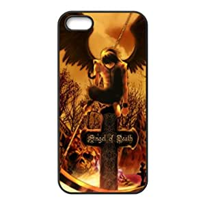 Angel of death unique Cell Phone Case for iPhone 5S