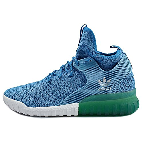 fashionable discount factory outlet adidas Tubular X Prime Knit Casual Men's Shoes Size Bright Cyan discount latest collections lcRBELaX9