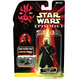 Star Wars Episode I: The Phantom Menace, Darth Maul (Jedi Duel) Action Figure, 3.75 Inches