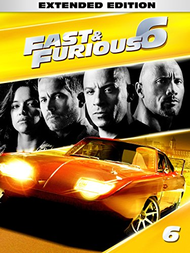 DVD : Fast & Furious 6 - Extended Edition