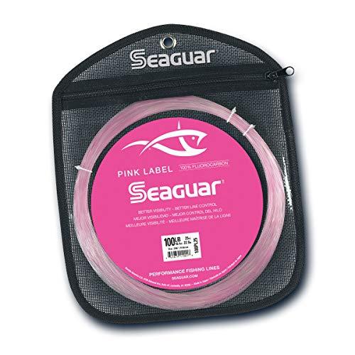Seaguar Pink Label 100% Fluorocarbon Leader
