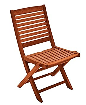 Silla de madera 88 x 48 x 61 cm Mod.Maranta 2pz, silla ...
