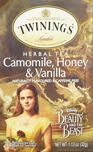 Twinings Herbal Chamomile Honey Vanilla product image