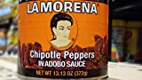 LA MORENA CHIPOTLE PEPPER 13.13 OZ 6PK