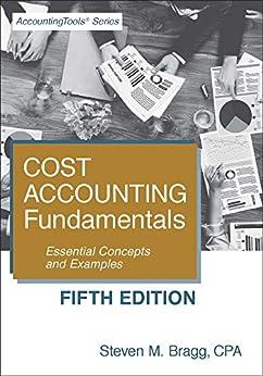 cost accounting fundamentals steven bragg pdf
