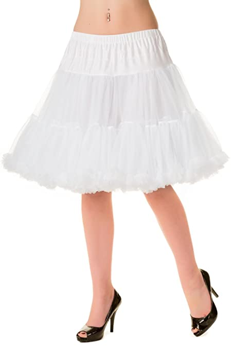 1950s Petticoat History Soft! Banned  20 Inch Petticoat - Various Colours Available $38.95 AT vintagedancer.com