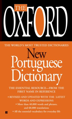 Oxford New Portuguese Dictionary