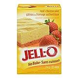 Jell-O Dessert No Bake Cheesecake, 314g (Pack of 6)