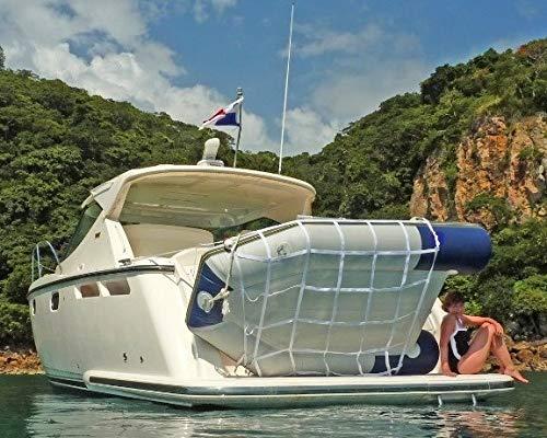 Dinghy Sling Davit System for Inflatable Boats