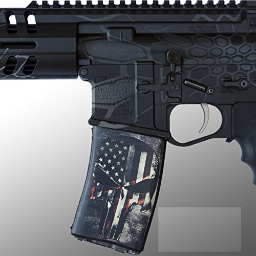 ultimate-arms-gear-ar-mag-cover-socs-for-30-40rd-polymer-pmag-mags-punisher-usa-american-flag-battle