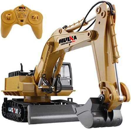 fisca Excavator Construction Function Simulation product image