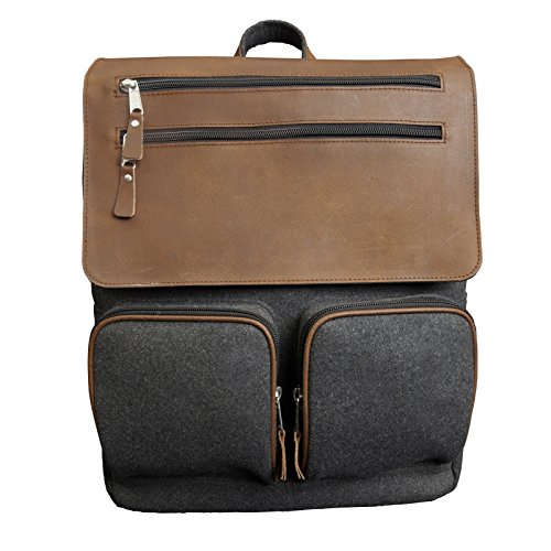 Canyon Leather Backpack - 2