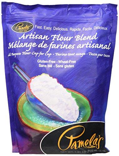 Pamela's Wheat and Gluten Free Baking Mixes-Artisan Flour Blend, 1.81Kg