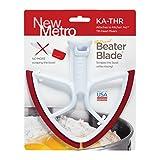 New Metro Design KA-THR Beater Blade for KitchenAid Tilt-Head models (Red)