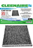 Cleenaire CAF10133 The Most Advanced Protection Against Bacteria Dust Virusus Allergens Gases Odors, Cabin Air Filter For 03-08 Toyota Corolla Matrix