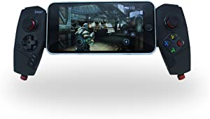 Mobile Game Controller, Mutop Adjustable Wireless Controller Gamepad Joystick Multimedia for Android Phone/Tablet/PC/PS3/Switch - iPega PG-9055