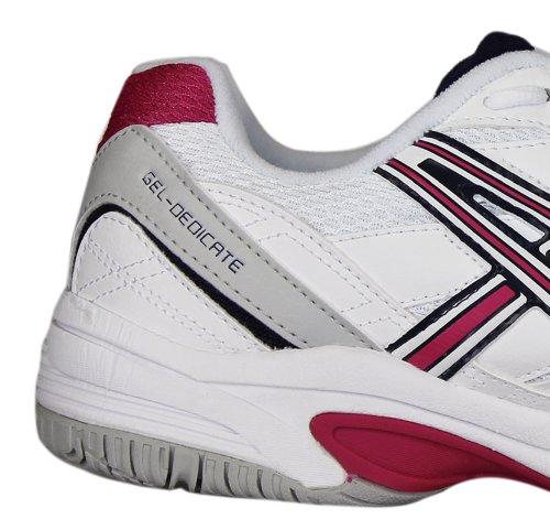 Asics Tennis Schuhe Gel-Dedicate 2 Damen 0121 Art. E156Y