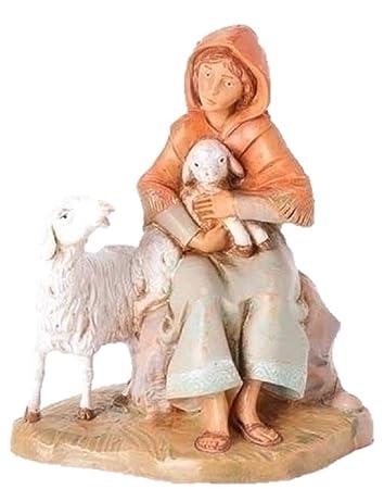 Fontanini Nahome Shepherdess