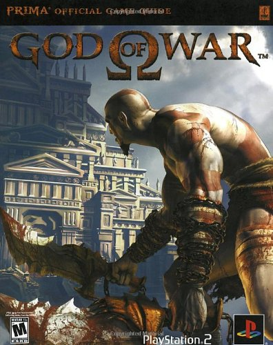 God of War (Prima Official Game Guide) (Best War Strategy Games Ps4)