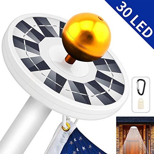 TOTOBAY 30 LED Solar
