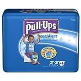 Huggies Pull-Ups Training Pants, with Cool Alert, Size 2T-3T (18-34 lb), Disney Pixar Cars, Jumbo, 26-Count (Pack of 4)