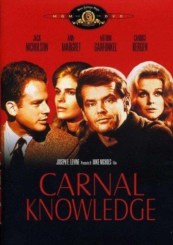 Carnal Knowledge Jack Nicholson Candice Bergen Jules Feiffer Arthur Garfunkel