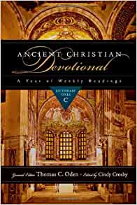 Ancient Christian Devotional: Lectionary Cycle C: Cindy