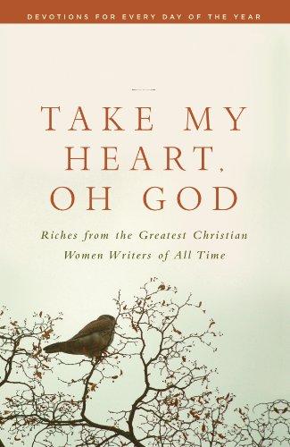 Take My Heart, Oh God