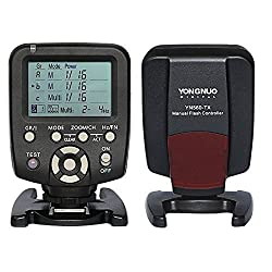 Yongnuo 560 Tx Manual Flash Controller Transmitter Lcd Wirelss Trigger Remote For Yn-560 Iii Yn560 Iv,rf-602 Rf-603 Rf-603 Ii Nikon Camera Yn560-tx