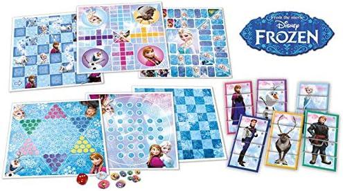 Educa 16865 – Special Game Set 8 en 1 Frozen, juegos y Puzzles , color/modelo surtido: Amazon.es: Juguetes y juegos