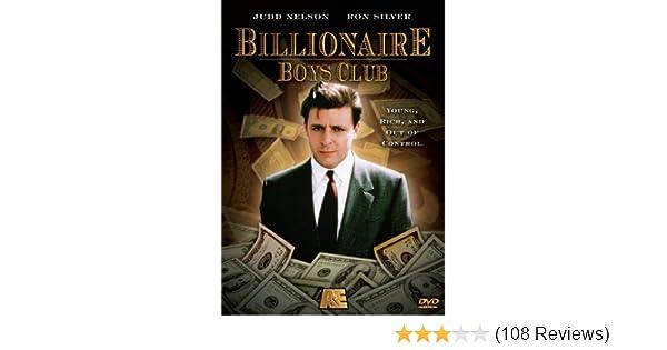 Amazon com: Billionaire Boys Club (artisan): Judd Nelson