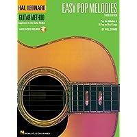 Easy Pop Melodies - Third Édition Guitare +Enregistrements
