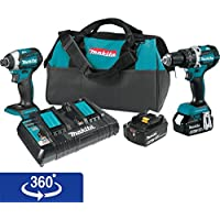 Makita Xt275Pt Lithium Ion Brushless Cordless Features