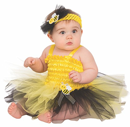 Rubie's Tutu Baby, Bumble Bee, Infant